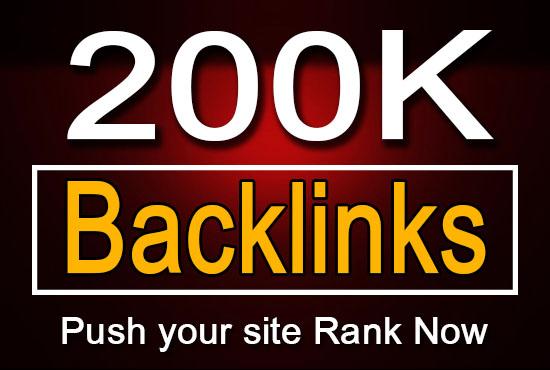 I will create backlink campain using gsa