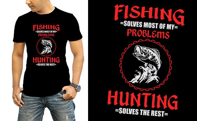 I will make creative typography teespring tshirt design