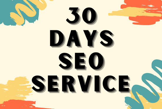 Monthly onpage offpage technical seo service