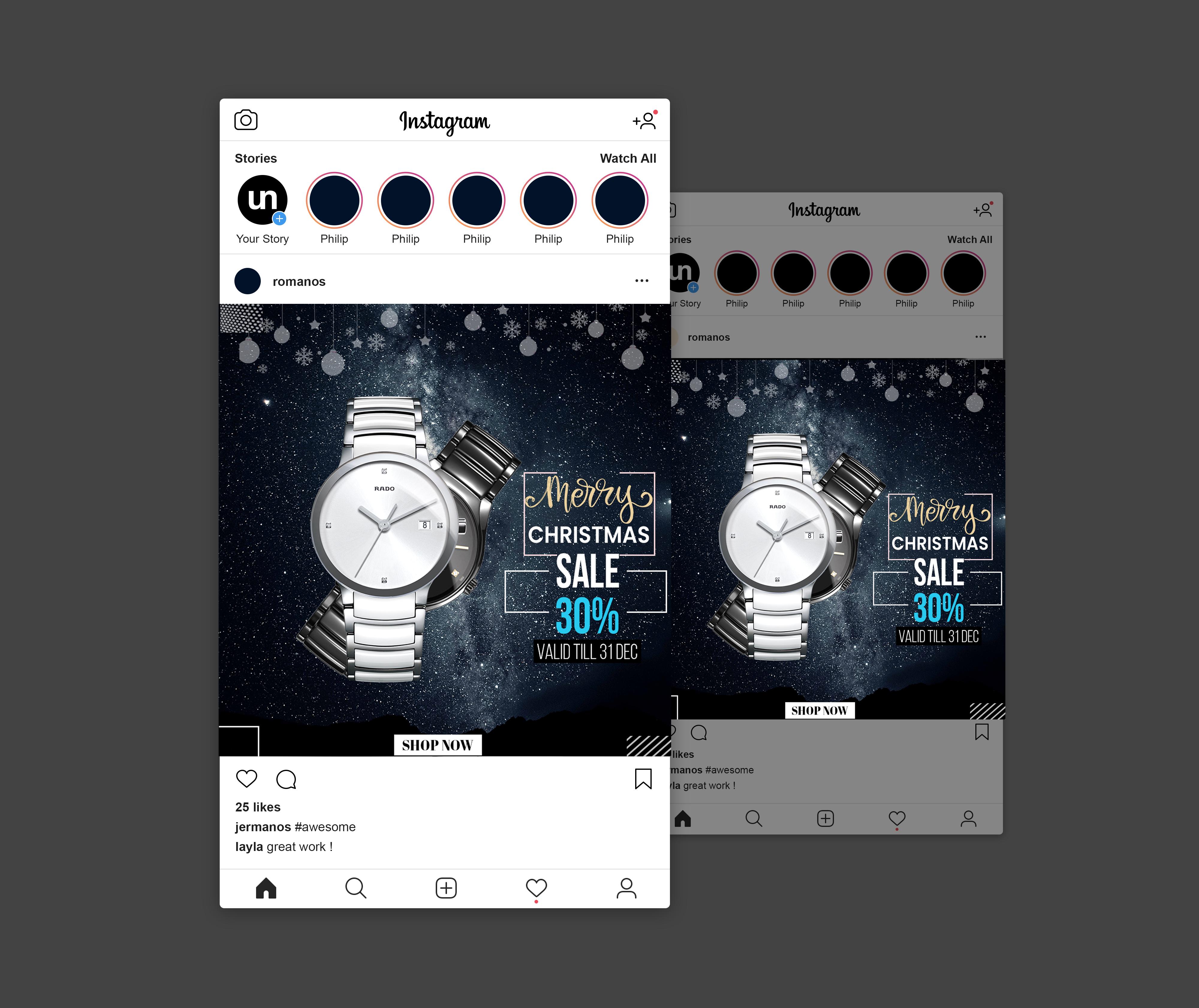i will design unique social media post design