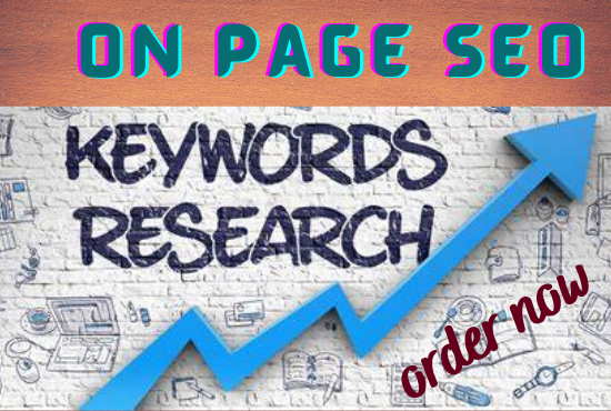 I will do 50 longtail SEO keyword research and competitor analysis for your website rank in google