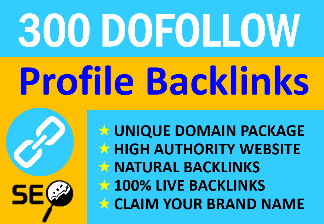 300 Manual SEO Backlinks Building on your website