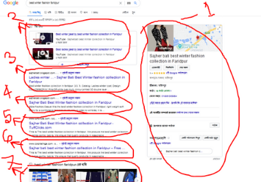 I will Optimize Your Website SEO With White Hat Techniques for google top ranking