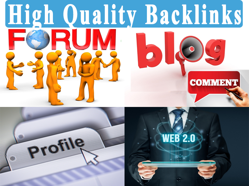 I will Provide 100 High Quality Permanent SEO Friendly Backlinks for Of page SEO