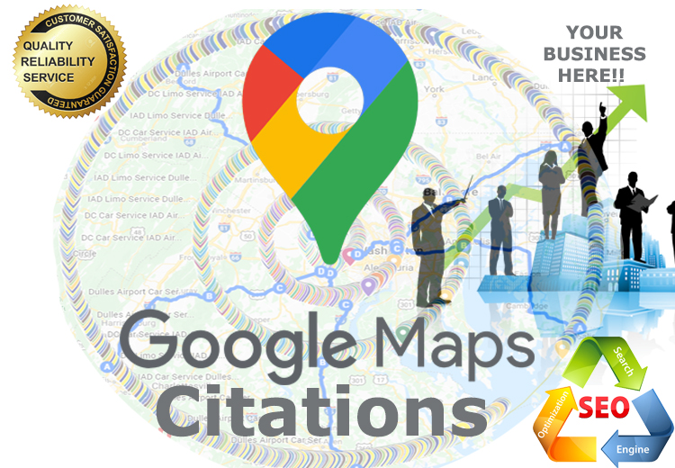 Boost GMB Ranking with 4444 Google Maps Citations for Local Business