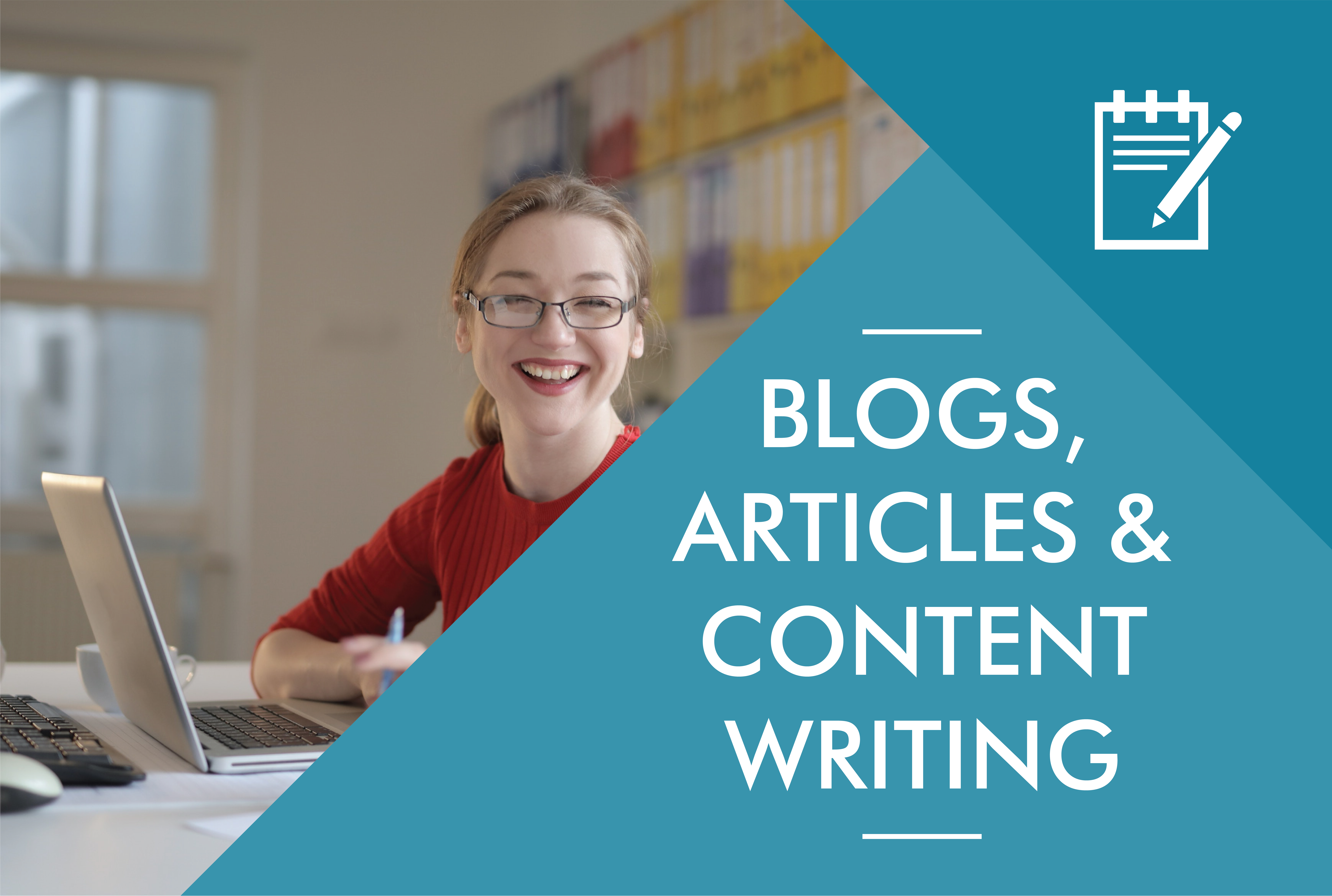 I will write compelling articles,  content and blog posts