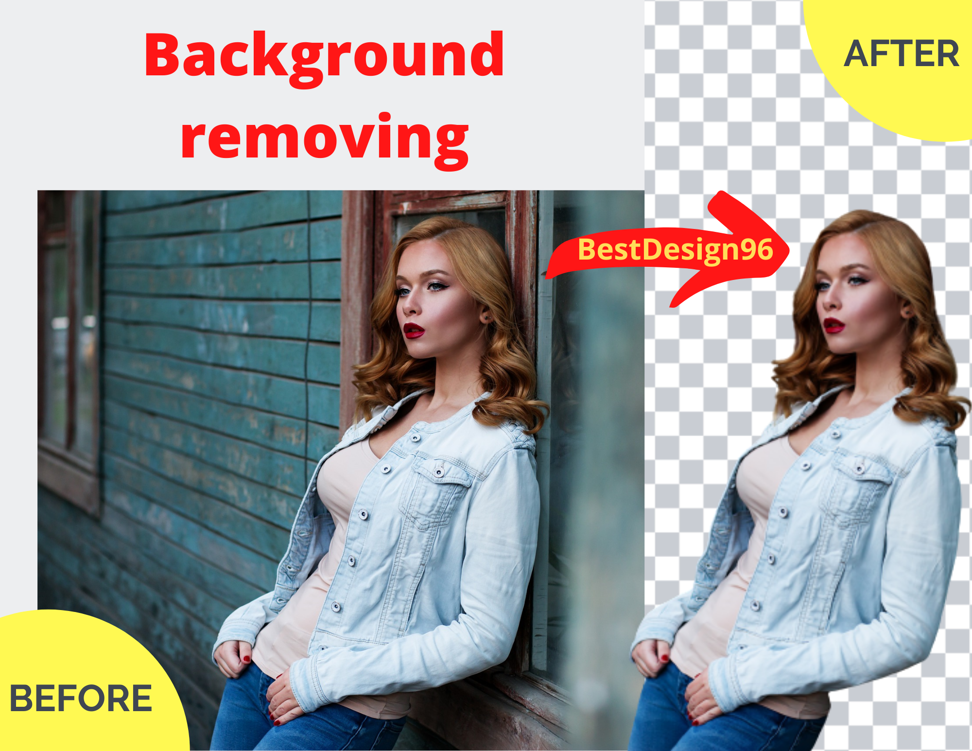 I will remove or change up to 50images background professionally