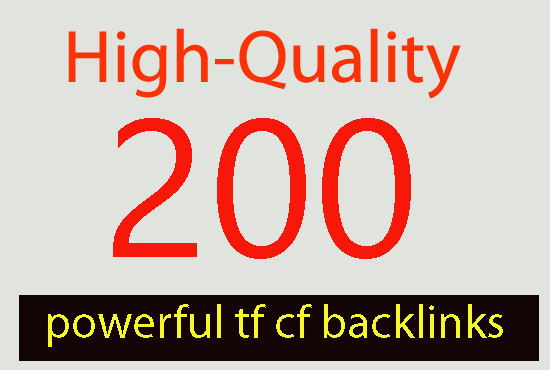 50 powerful high tf cf backlinks for off page seo