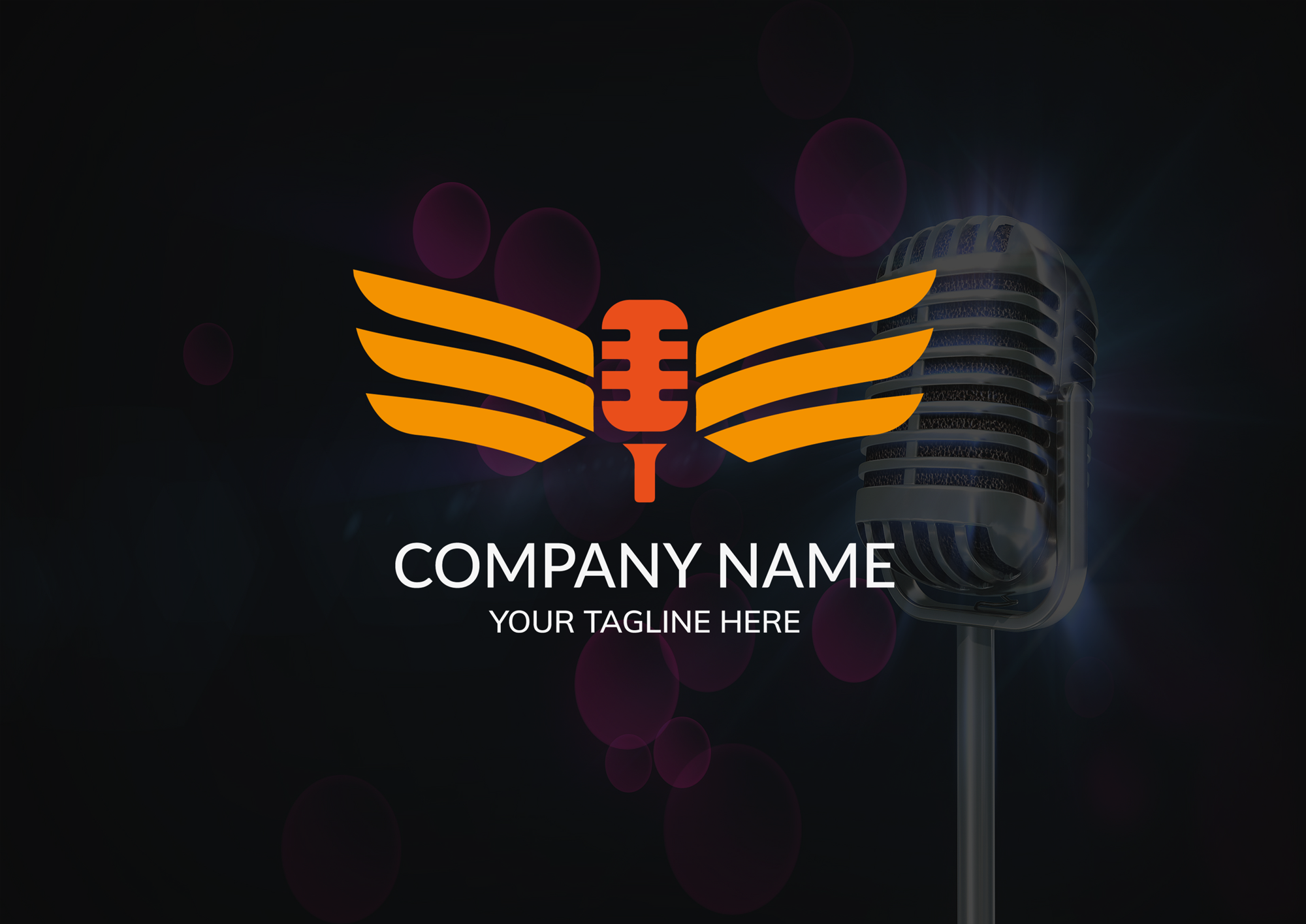 I will make logo for you within 24 hours.