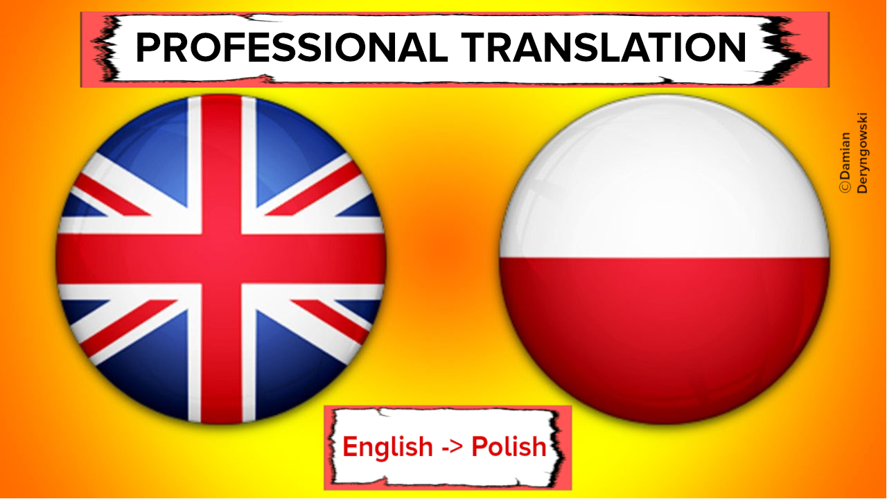 I will translate 1000 words from English to Polish