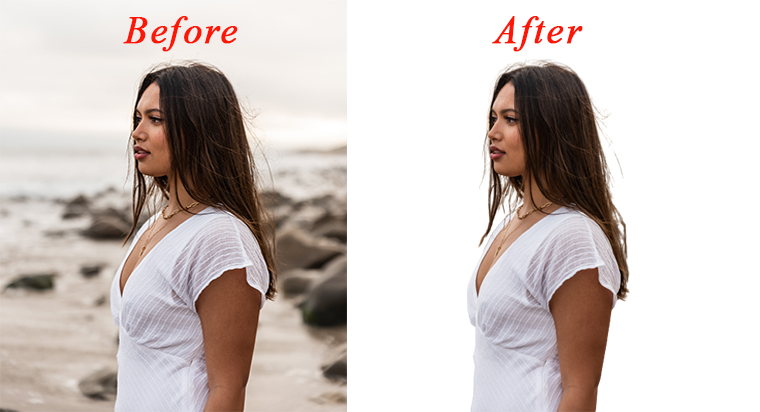 I will do any photo editing and background removal work very fast