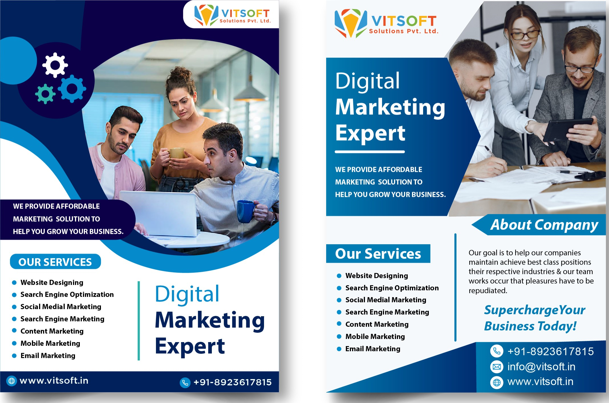 I Will Design Flyer+ Banners + Social Media Ads+ Business Cards and many more for you