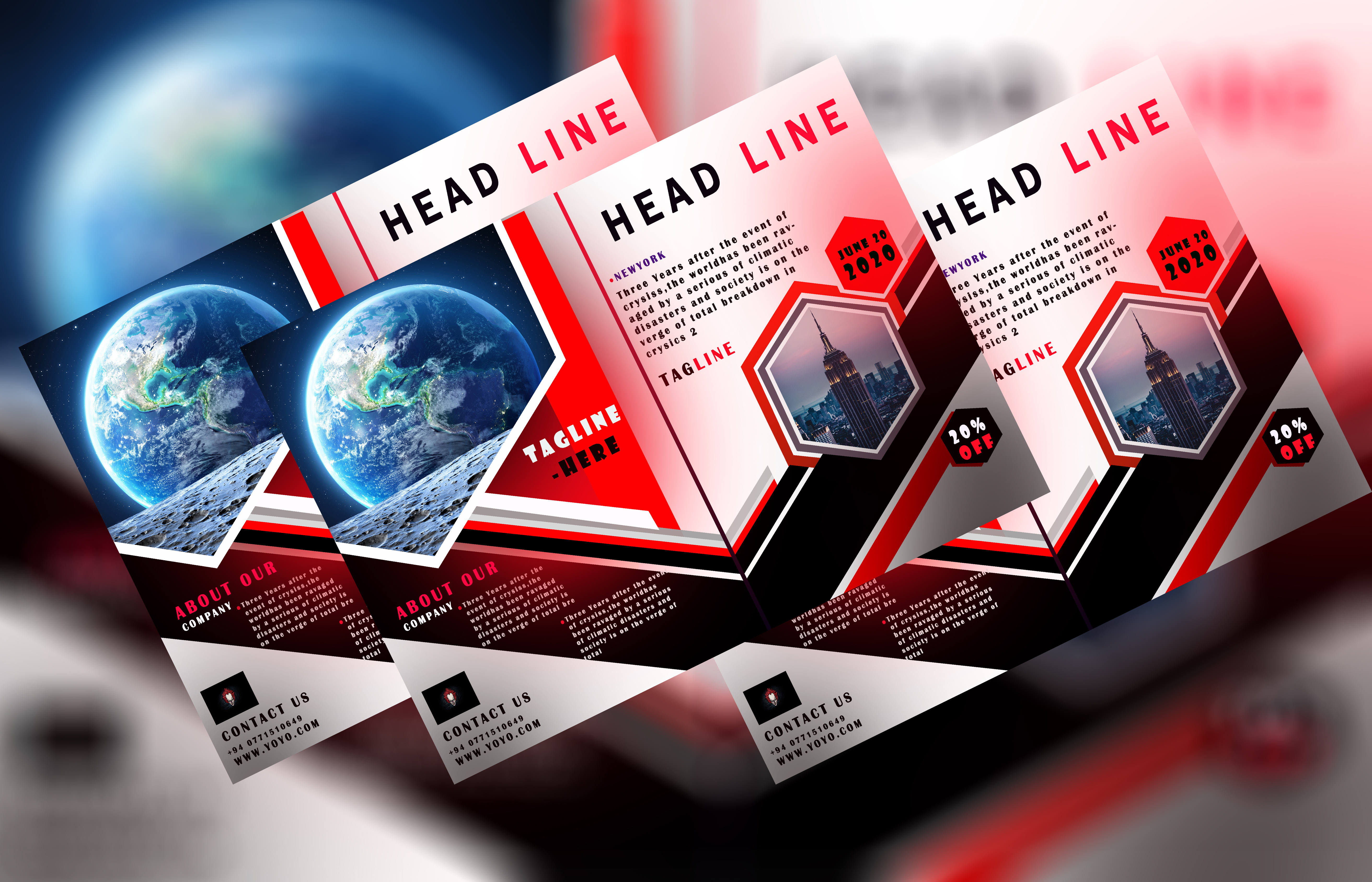 I WILL DO GREAT Flyer Designs +Brochure Designs +Logo Designs +Posters +Business Cards