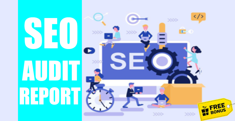 complete SEO audit,  competitor website analysis in 12 hours