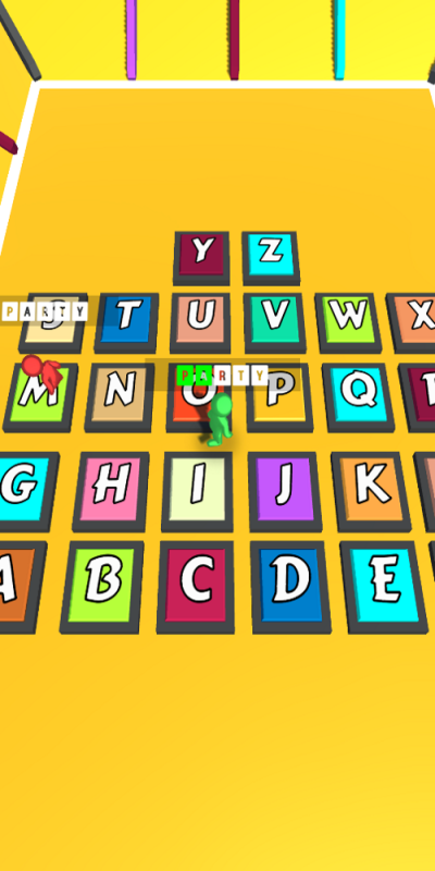 Word Runner - Unity Complete Project With Admob