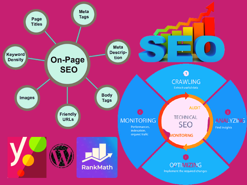 Proper On-Page SEO and Technical SEO For the top ranking of your WordPress site