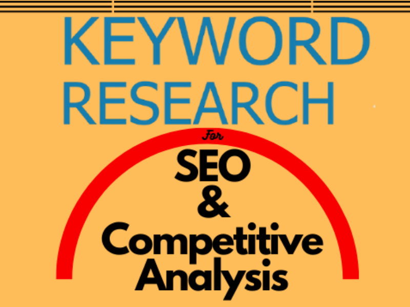 10 Profitable keyword research and top competitor analysis to rank your site