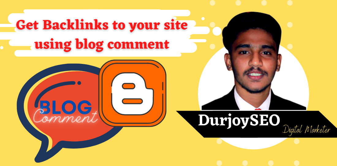 I will make high quality backlinks using blog comments for top ranking