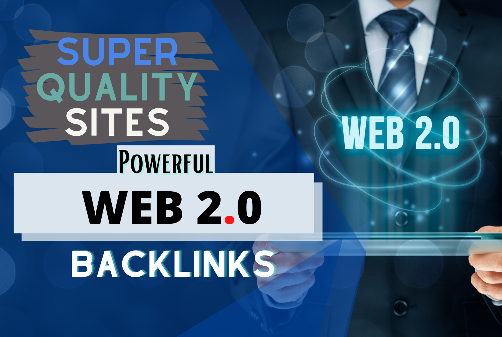 Boost your website ranking with 20+ High quality Web 2.0 Backlinks