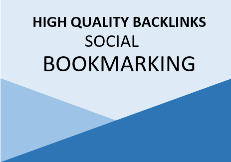 I will Create Top 30+ Social Bookmarking Backlinks for Ranking Your Site