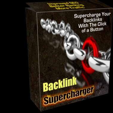 Backlink Supercharger,  Super Your Backlink With The Click of a Button