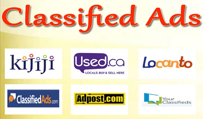 I will manually do 50 live classified ads posting in any country