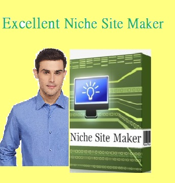 Excellent Niche Site Maker for online marketing