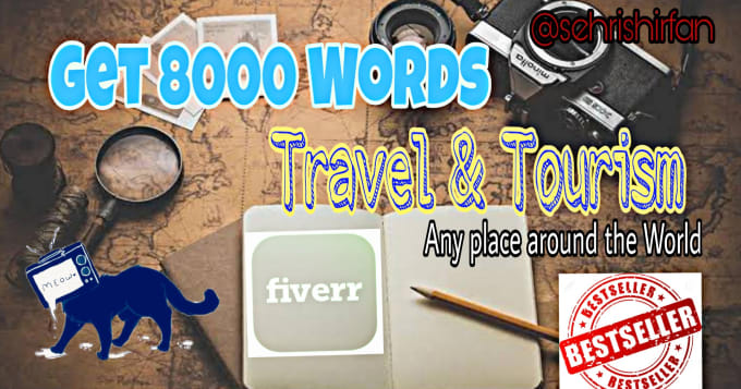 I will write a 600 word article on travelling and tourism