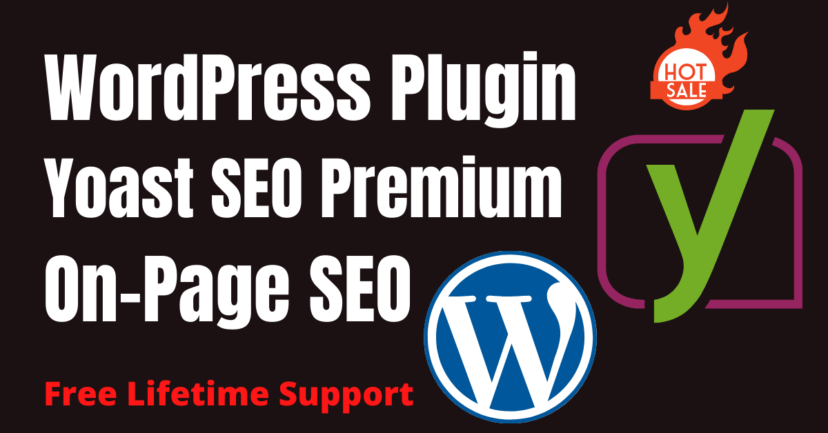 I Will Do WordPress Yoast SEO Premium Plugin On-Page SEO
