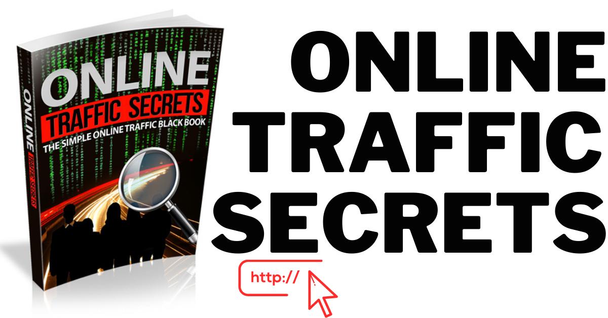 I will provide Online Traffic Secrets Handbook