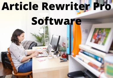Article Rewriter Pro Software for Unique New Articles