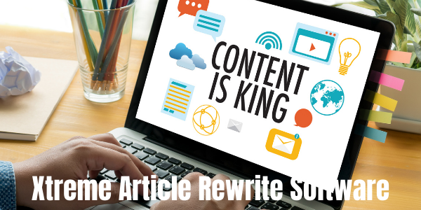 Xtreme Article Rewrite Software