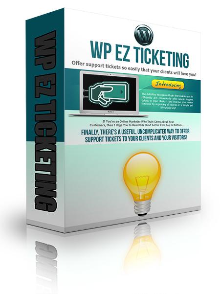 WP EZ Ticketing best Software selling company Global business development