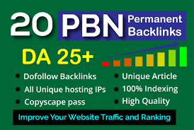 20 DA30 To DA20 Aged Domains PBNs With High PA CF TF Moz Lowest Spam Rate