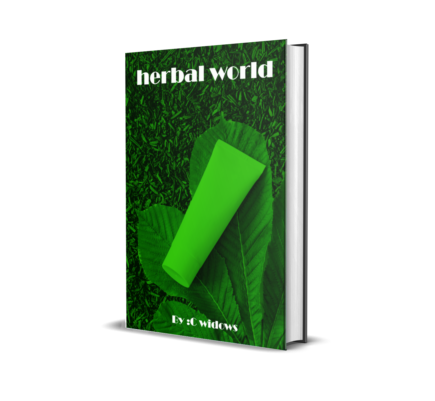 I will design a professional book cover for you