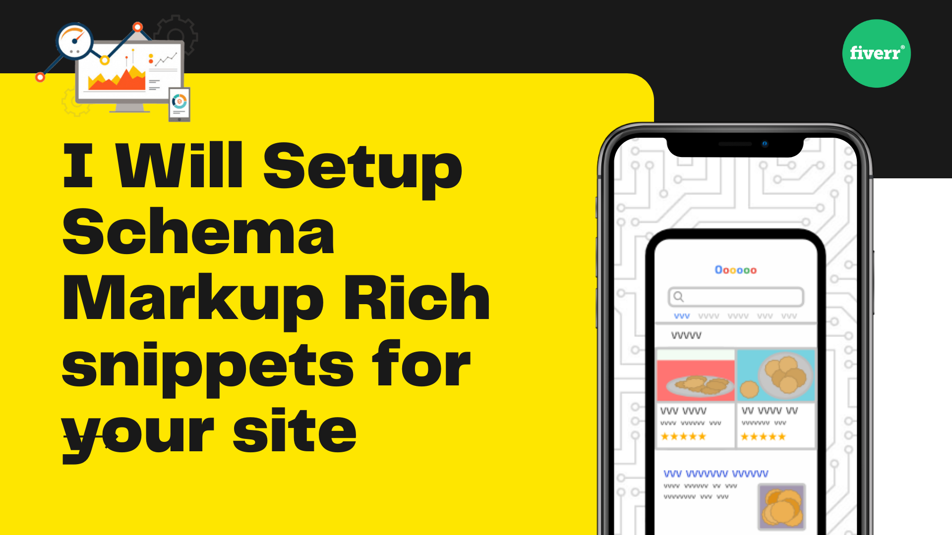 I will setup schema markup rich snippets for your site