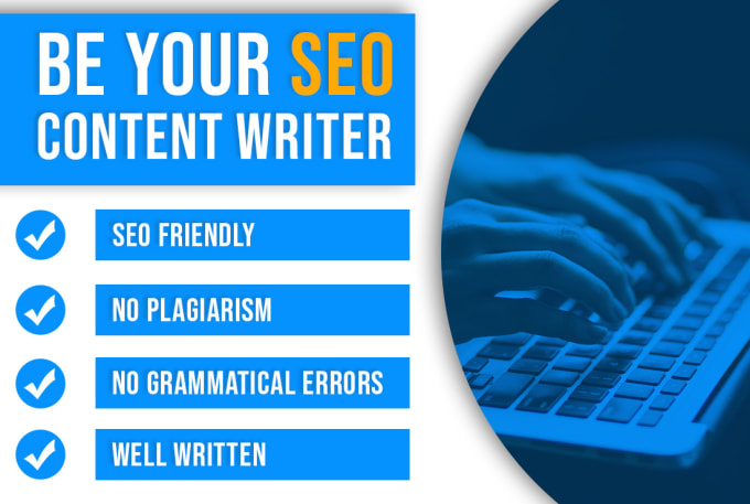 write search engine optimization friendly articles