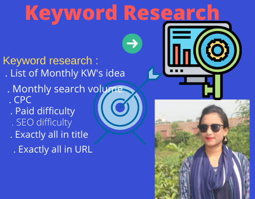 I will do best 5 SEO keyword research and competitor analysis