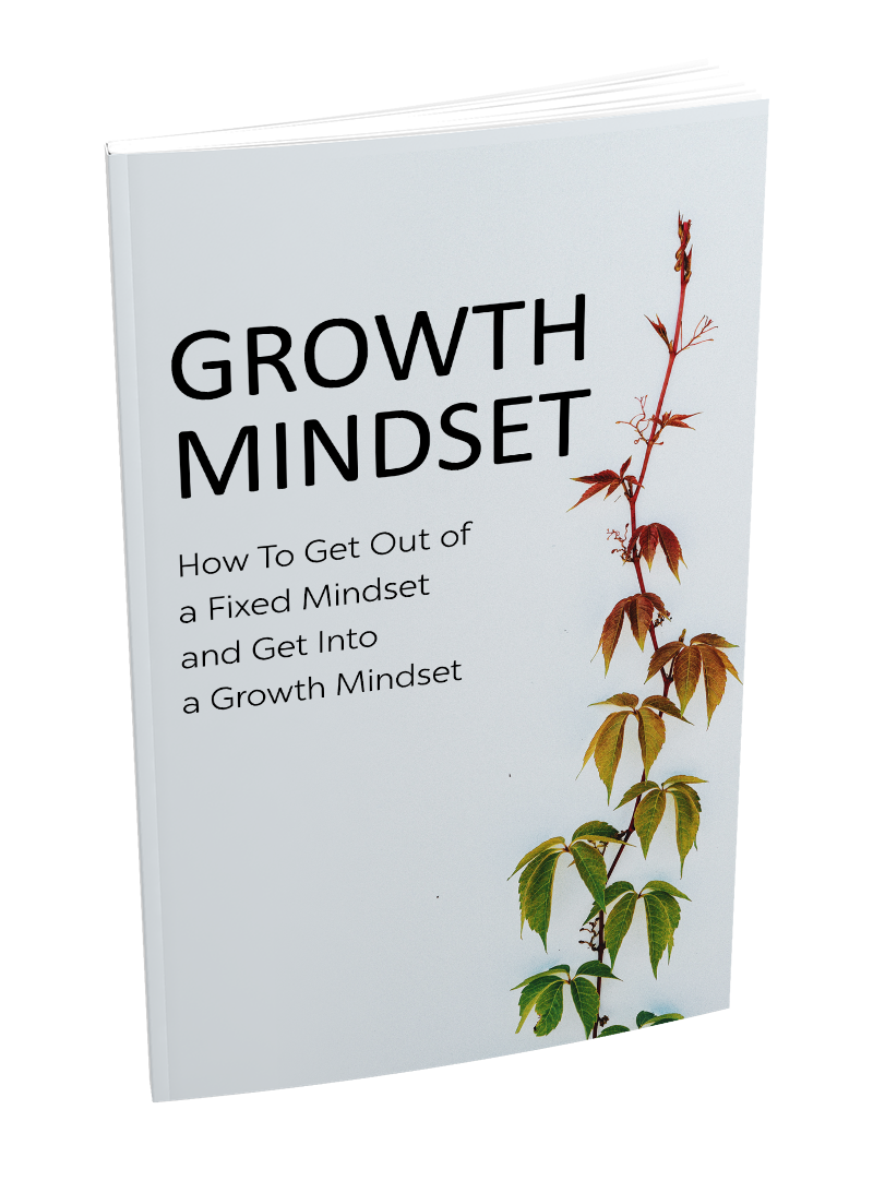 Growth Mindset How to get out of a fixed Mindset