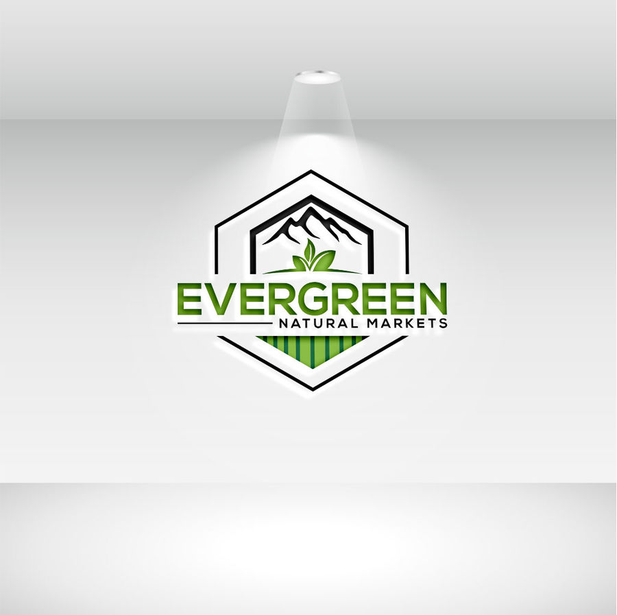 I will do flat minimalist logo design for your company