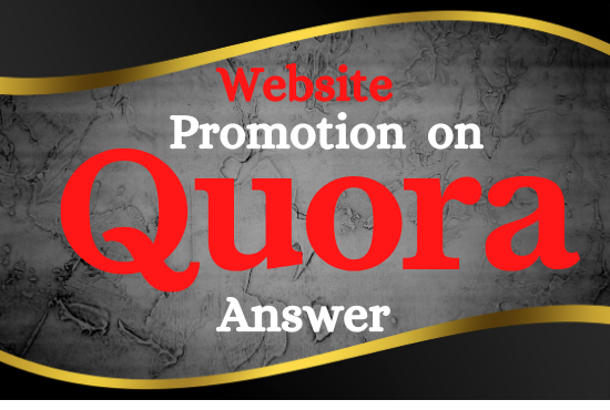 Promote Your Website in 20+ Quora Answers Backlinks with contextual link