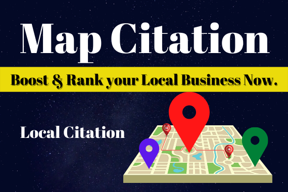 Create 150+ Google Map Citations With Add Driving Directions For Local Business,  Local SEO