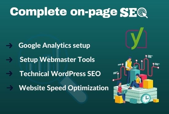 I will do complete on-page SEO & WordPress optimization Service