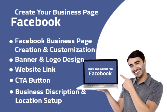 I will do impressive Facebook business page creation and optimization