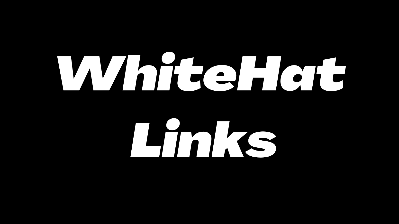 You will get 50+ Manual Whitehat Authority Backlinks For Best Google Ranking