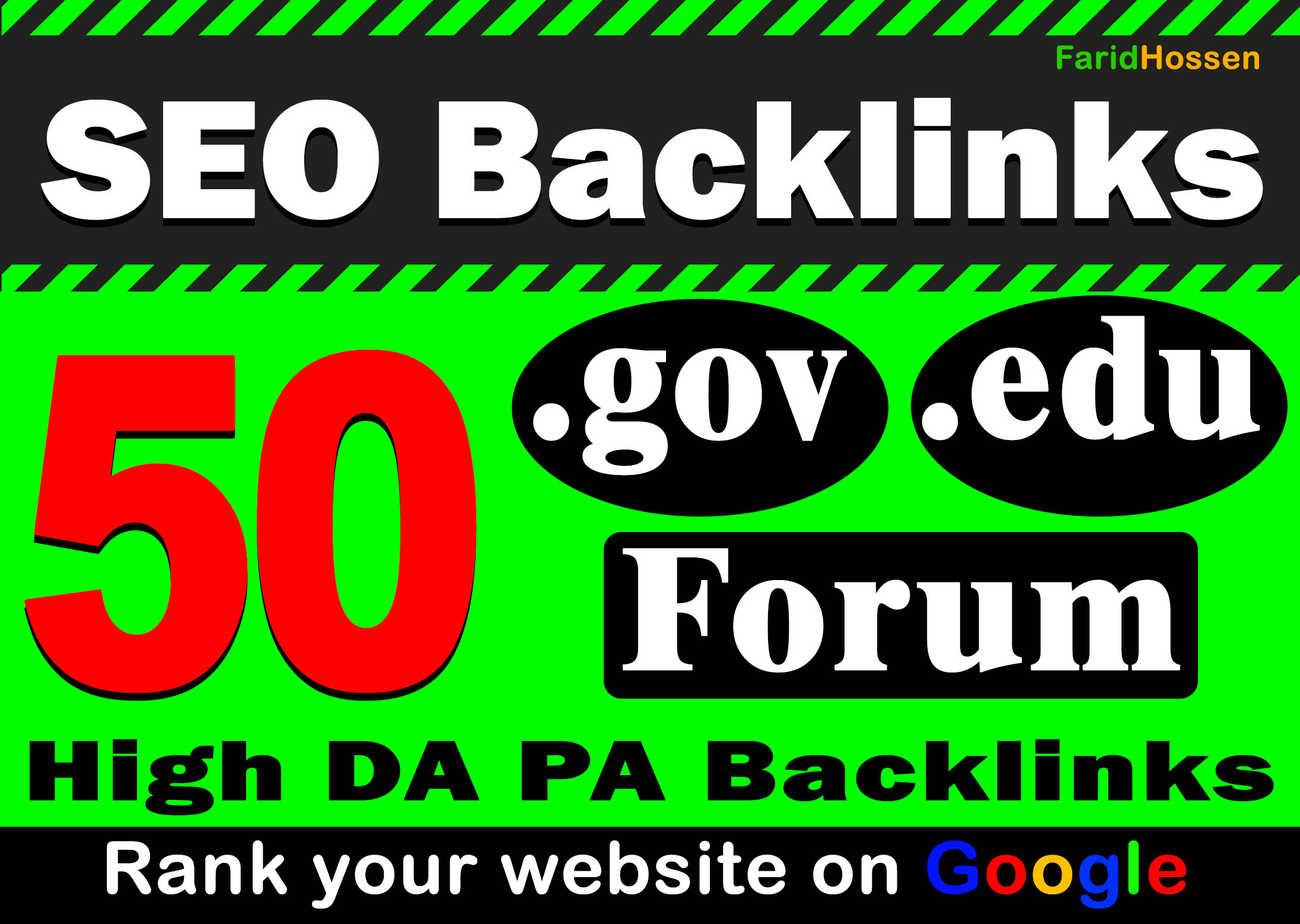 Unique 50 Edu,  Gov,  Forum SEO Backlinks Most Effective And Powerful