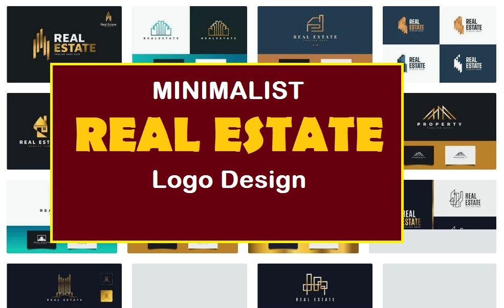 I will create Modern real estate logo