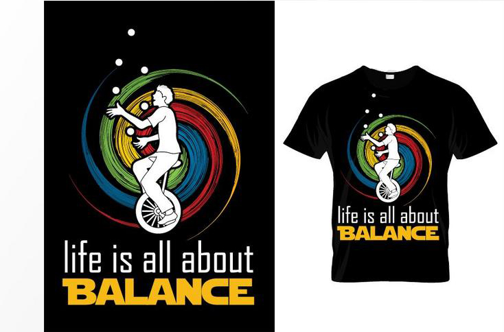 I will do Create Professional And Creative amazing T-shirt Design