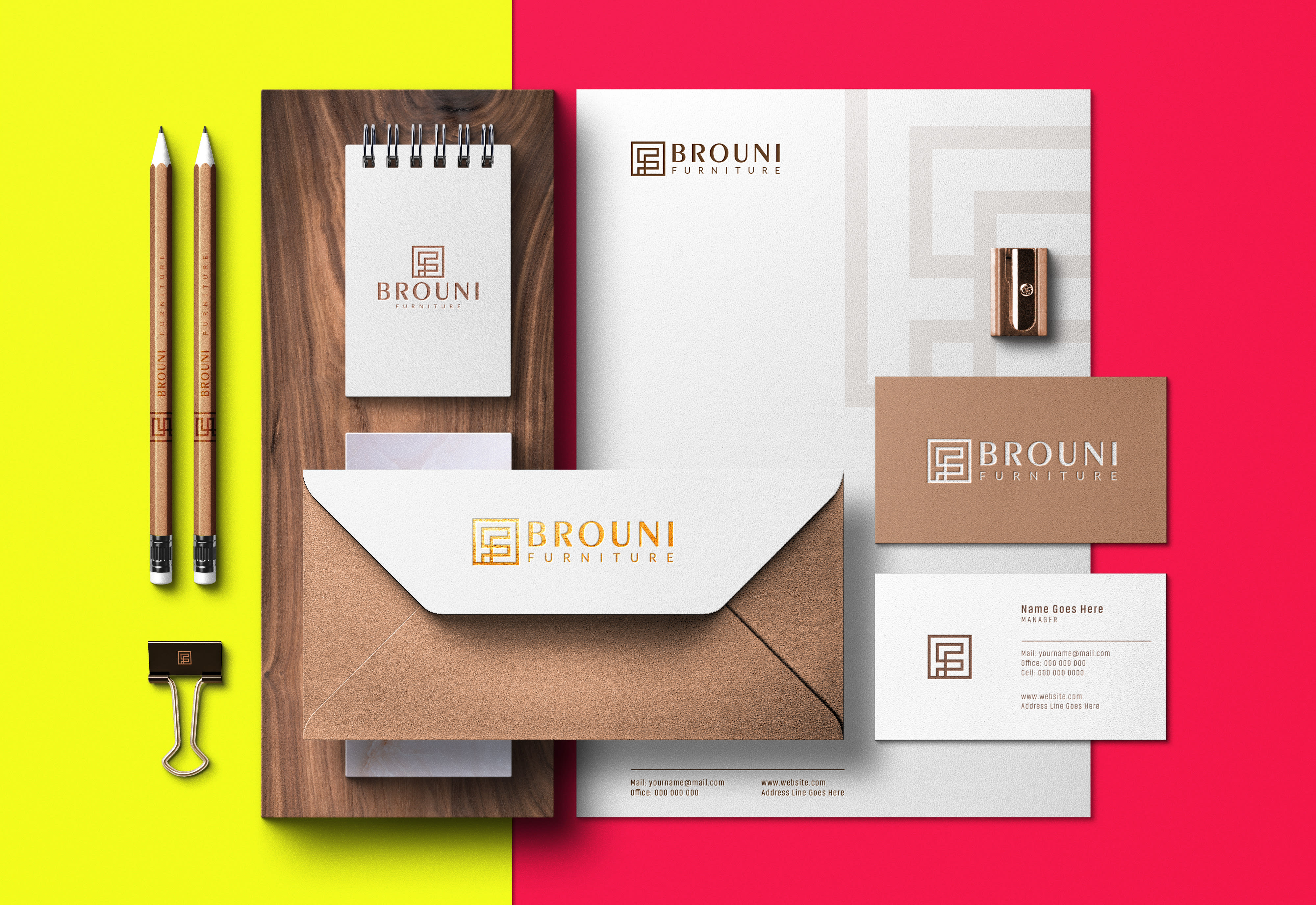 I will design your logo and brand style guide to catch your eye