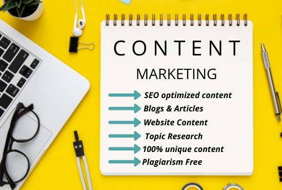 I will write creative SEO content,  blog post,  or articles